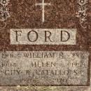 William and Helen (Gallucci) Ford Gravesite