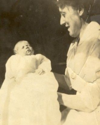 Birth of Mary Kate Crow