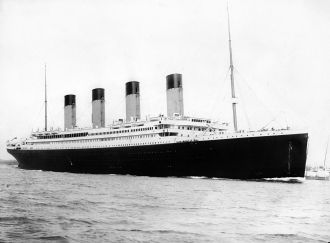RMS Titanic Maiden Voyage