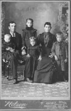 Francois Alphonse Guimont Family, Minnesota
