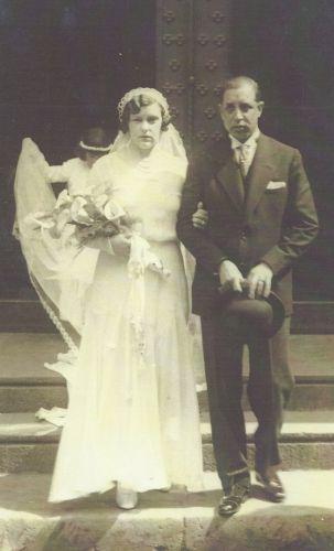 Maria (Poirson) and Dalmacio Ramon