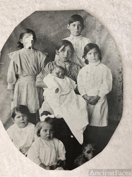Robinson children