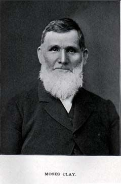 Moses Clay, Ohio
