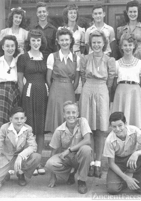 Frank Tatu & Burroughs Council, CA 1942