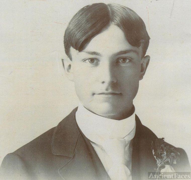 Young Franklin Edward Buel