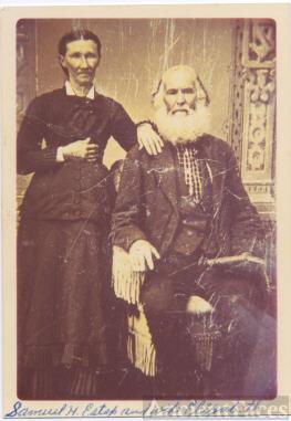 Samuel H. and Elizabeth Estep