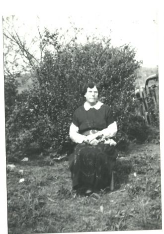 Angeline L. (Daugherty) Vertrees, Kentucky