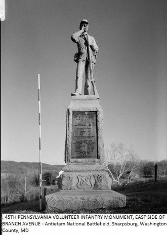 Lebbeus S. Bigelow Monument