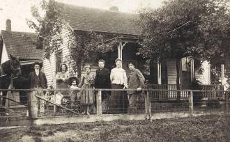Mrs. Whites Boarding House