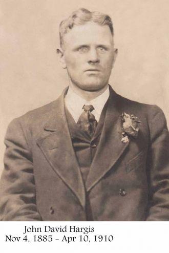 John David Hargis