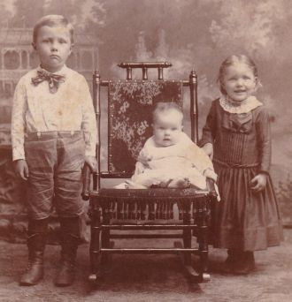 Smith Children, 1885