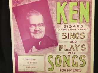 Kenneth Sigars Album