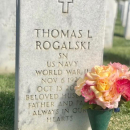Thomas Leon Rogalski Grave - Headstone