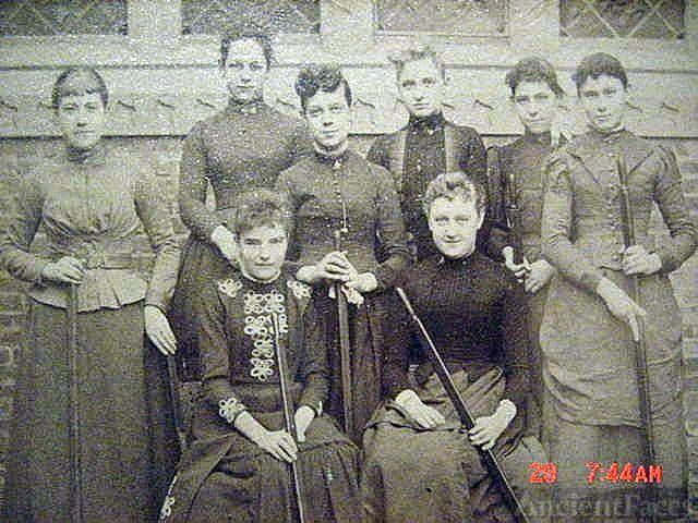 Riflewomen