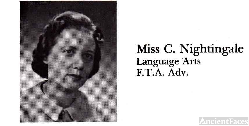 Miss C. Nightingale