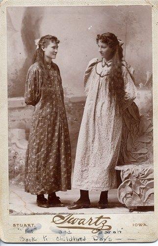 Sarah Jane (Seaton) Nesmith, 1885
