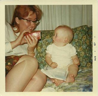 Kathleen  (Wiltse) Lewis & Sheri Lewis