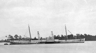 John Orr Boag ship