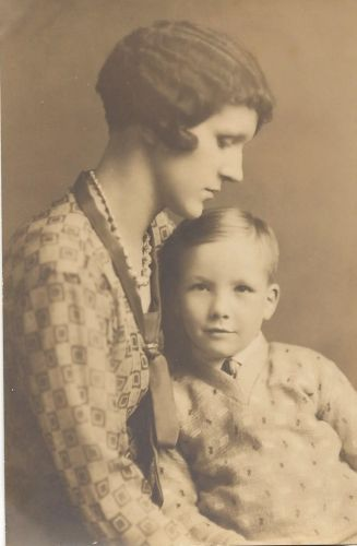 Madeline (Hill) and Richard Gifford Willis