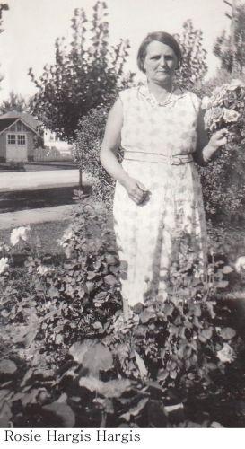 Rosa Hargis
