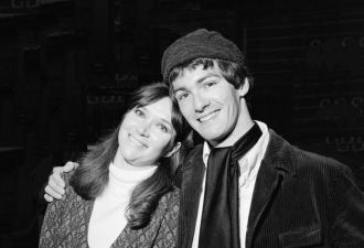 Molly Molloy and Paul Atkinson