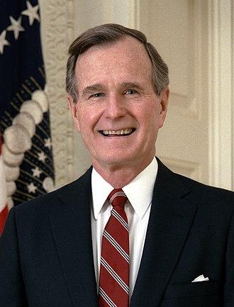 George H. W Bush