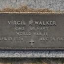 Virgil R Walker