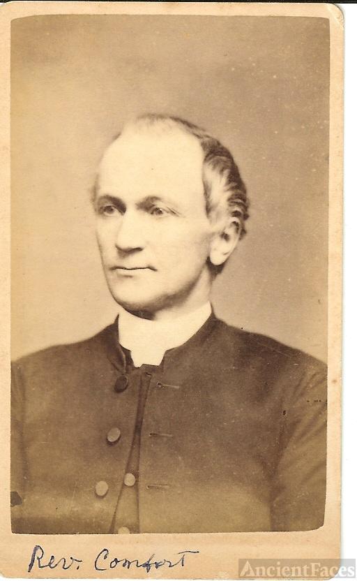 Rev. James Comfort
