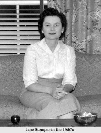 Jane Ann (Piechota) Stomper
