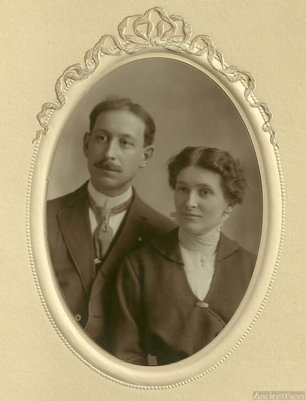 Pierre McGee and Laura Bella Paradis