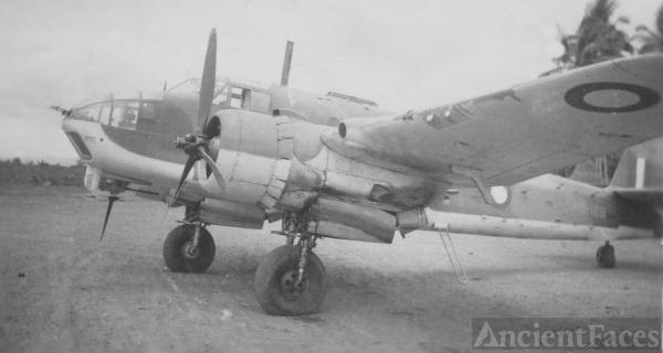 Australian Beaufort Bomber