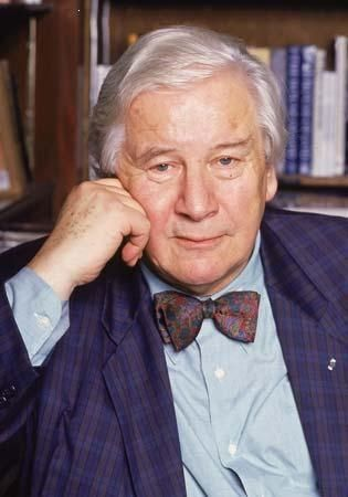 A photo of Peter Ustinov