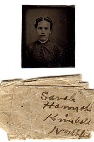 Sarah Hannah Kimball