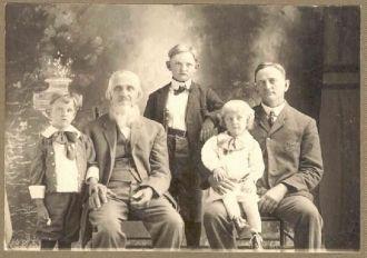 Daniel Morgan GRAY Family