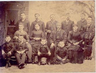 Francois Xaiver GIRARD Family