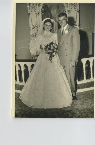 Unknown wedding photo