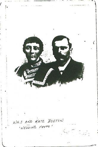 Wilson Boston and Catherine Campbell Boston