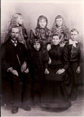 Michael & Mary (Kilroy) Gough Family