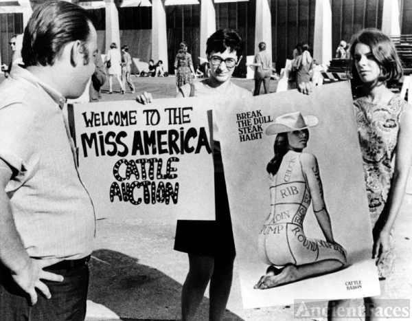 Miss America Pageant, 1968