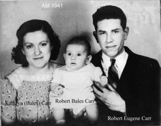Robert E. Carr family
