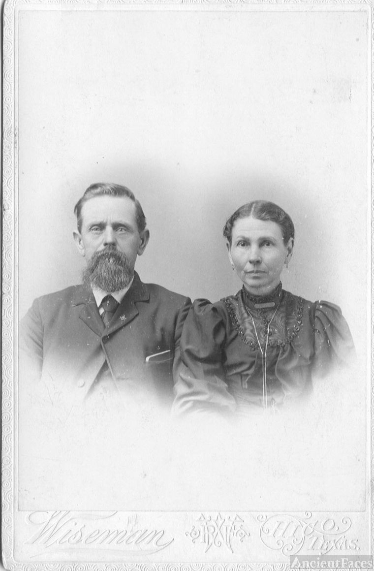 Mr. and Mrs. Henry Evans