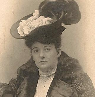 A photo of Minnie Hendrickson