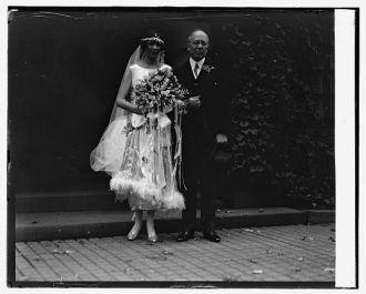 James M. Beck & Beatrice Beck, 1924