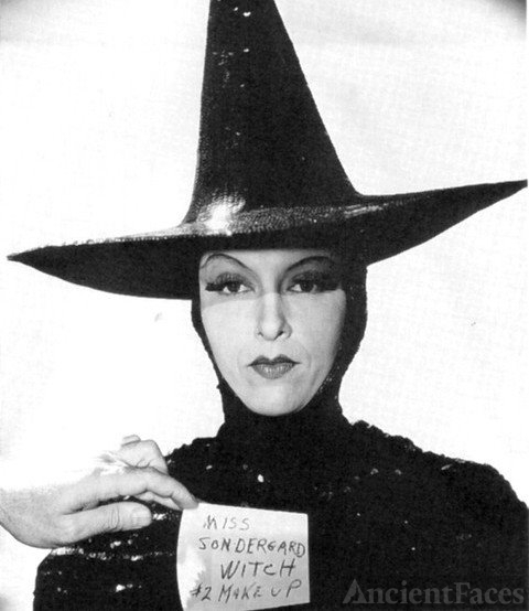 Gale Sondergaard - Wicked Witch of the West