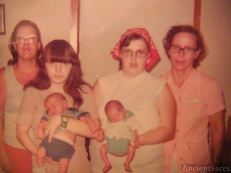 Daryla F Fisher (Luinstra) & babies