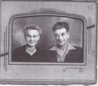 Elmer & Rosann (Spencer) Denevan