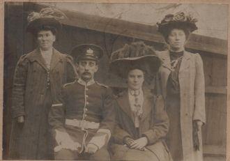 Herbert Frost,  Gloucester Regiment
