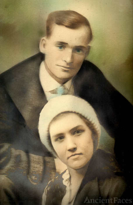 John & Lola (Goodson) Woodward
