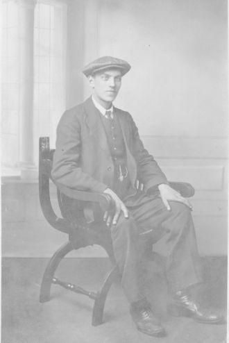 A photo of John 'Lou' Louis Miller