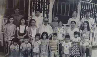 Pedro's family and relatives